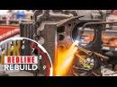 Volkswagen Beetle Engine Rebuild Time Lapse Redline Rebuild 7