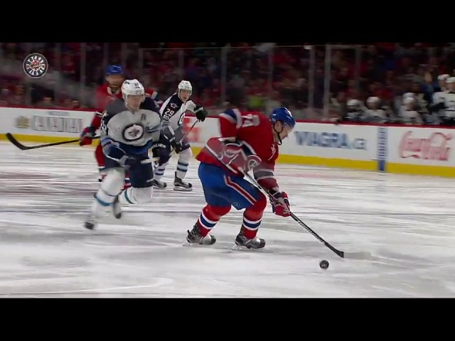 Perreault's backhand finds twine | Feb 18, 2017