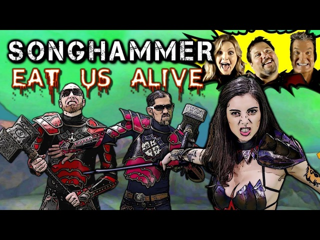 SONGHAMMER - Eat Us Alive - BlizzCon 2017 Exclusive