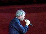 Ian Gillan in Moscow, 18.12.2009  part 2