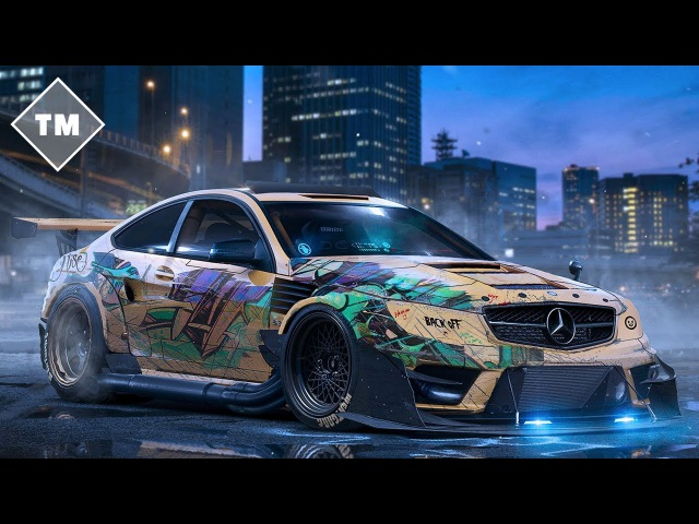 CAR MUSiC Best Electro House Bass Boosted MiX 2017 ..................................