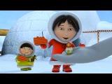 Эскимоска 2 сезон | Матрешка (10 серия) | Мультик про северный полюс