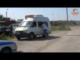 В Саратовской области так много зерна, что его высыпают на дорогу!!!
