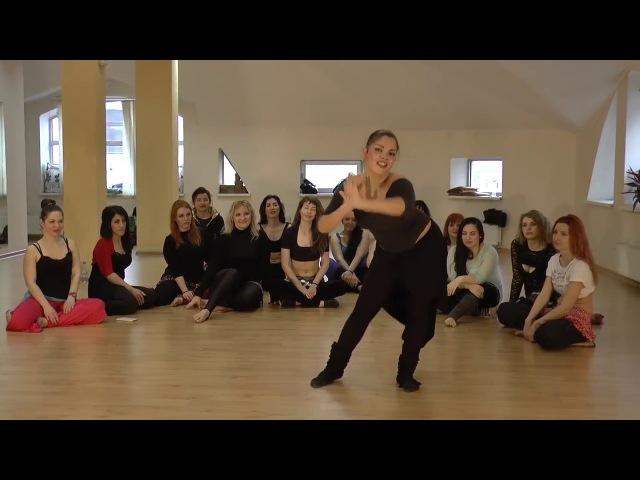 DIAstyle dance studio by DIANA GNATCHENKO/ Training.