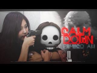 Chou Tzuyu : Calm down → psycho au