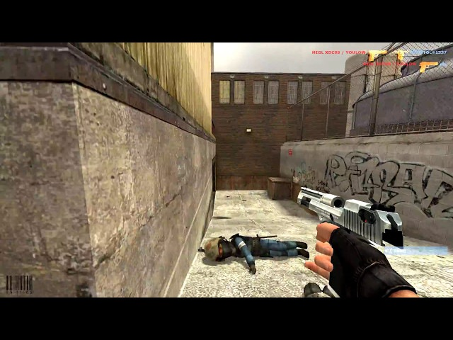 LEGEND OF CS:S (Counter strike source frag compilation)