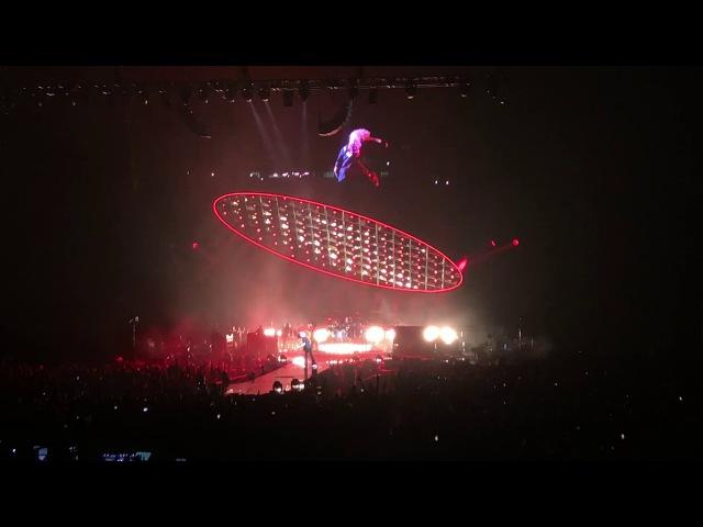 Queen Adam Lambert - I Want It All Live @Friendsarena Stockholm