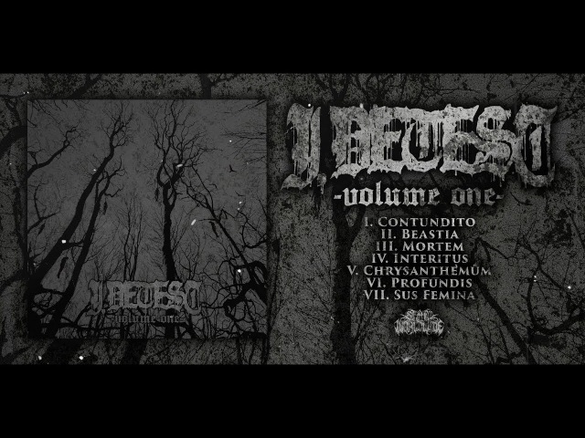 I, DETEST - VOLUME ONE [OFFICIAL EP STREAM] (2017) SW EXCLUSIVE