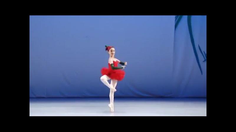 Вариация Вишенка, Анастасия Попова (11 лет) Anastasiya Popova