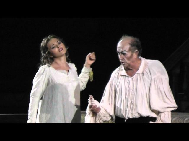 Leo NucciOlga Peretyatko, Rigoletto, atto secondo: sì vendetta... bis
