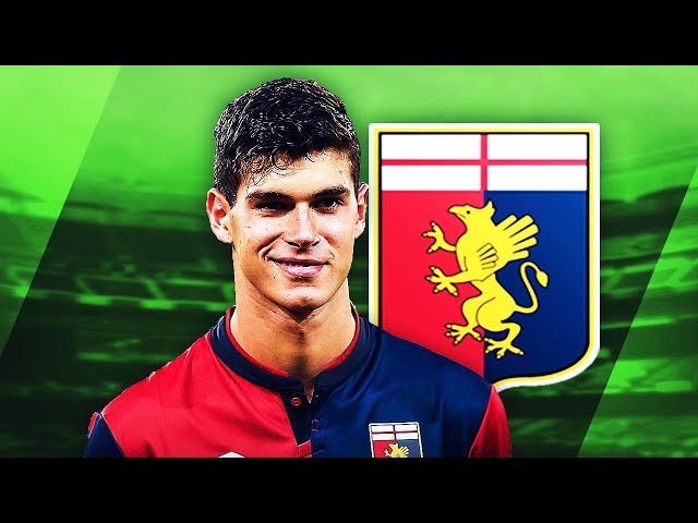 PIETRO PELLEGRI - Crazy Goals, Runs Skills - 2017/2018 (HD)