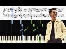 Arctic Monkeys - Do I Wanna Know - Advanced Piano Tutorial SHEETS
