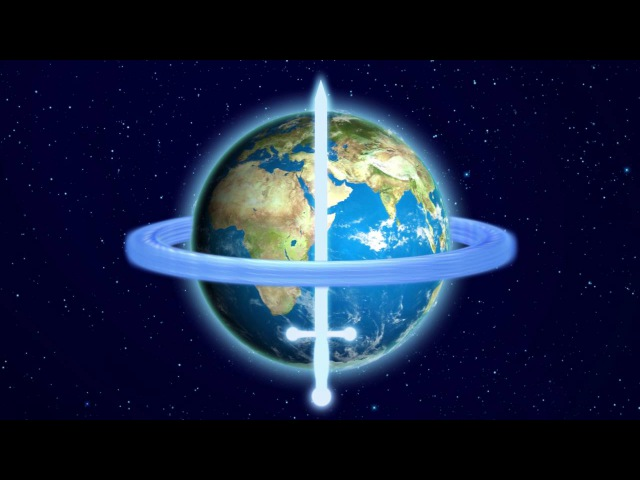 Decree To Beloved Astrea Earth Visualization
