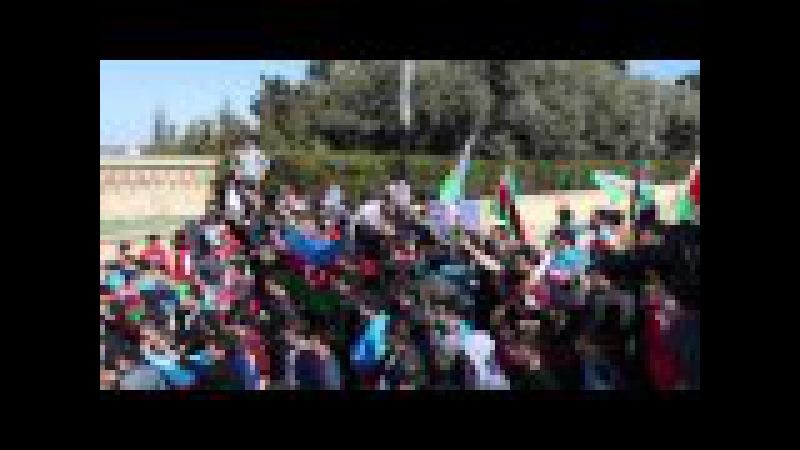 MGT Ordumuza Dəstək Aksiyası 06.04.2016