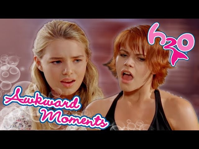 Bella comes in the fat | Awkward Moments | H2O: Just Add Water