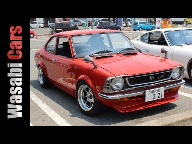 Wasabi Cars — Local Konbini Gathering: TE27 Levin, S30 FairladyZ, GC10 Hakosuka Skyline