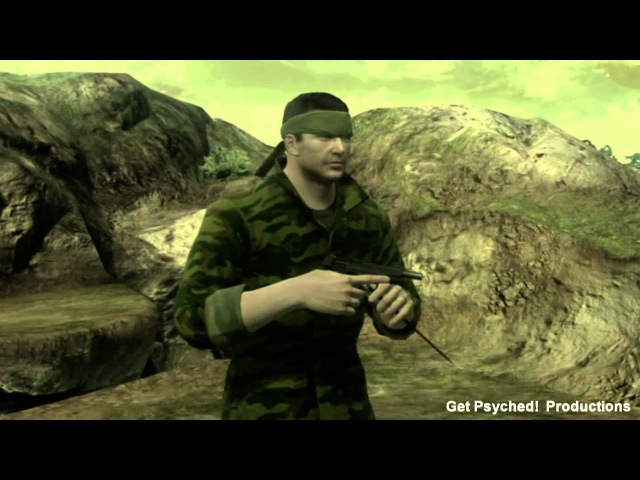 Metal Gear 2: Solid Snake MGO Rendition [Director's Cut] (Part 11: Farewell)