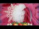 DIY Корона снежинки своими руками Как сделать корону снежинки или принцессы на утренник
