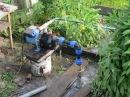 Забивная скважина Абиссинский колодец своими руками ОДНОМУ за день 15000 рублей
