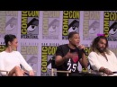 Justice League Panel - Comic Con - Gal Gadot, Jason Momoa, Ezra Miller, Ray Fisher, and Ben Affleck