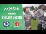 CHELSEA UNSEEN Luiz, Zouma &amp Ake water fight, Willian free kick practice &amp Costa magic bottleflip