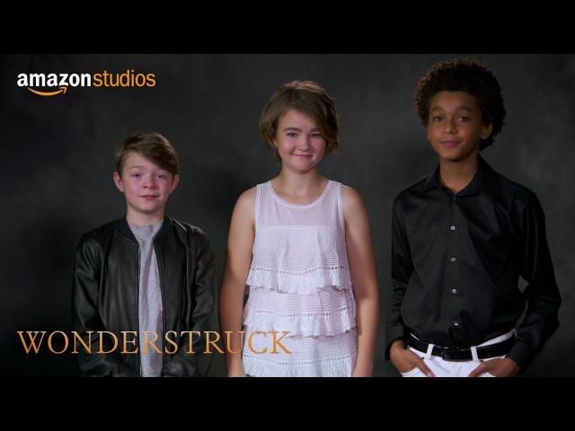Wonderstruck Official Trailer – Cast Intro [HD] | Amazon Studios