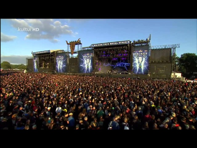 DREAM THEATER - 07.Bridges In The Sky Live @ Wacken 2015 HD AC3