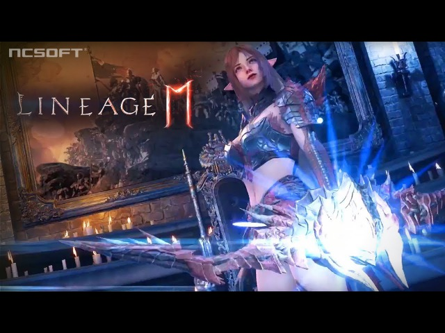 Lineage II M (리니지2M) - Announcement Trailer - Mobile - KR