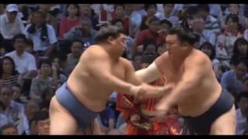 Sumo -Nagoya Basho 2017 Final Day PROPER, July 23rd -大相撲名古屋 2017年 千秋楽