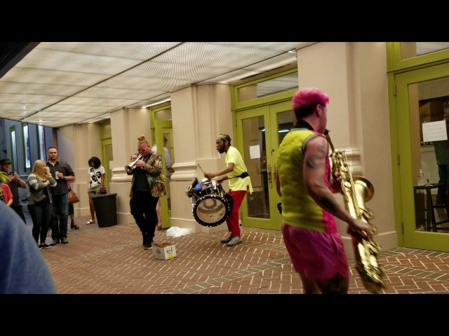 Too Many Zooz - Orpheum Theater - 5/6/17 - pt.1
