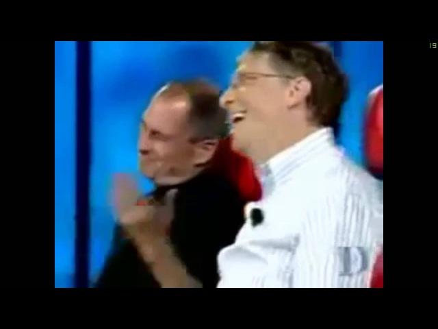 Почему Windows тормозит. Откровение Била Гейтса и Стива Джобса