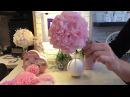 DIY- цветы из салфеток! Идеи к празднику)napkin flowers. decor for the holiday.