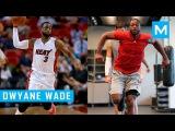 Dwyane Wade Offseason Training  Muscle Madness
