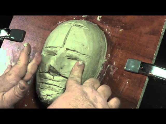 Sculpting The Face Part One