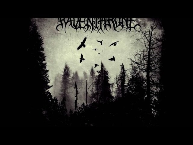 Raven Throne - Biaskoncy snieh Času (2015) (Single)