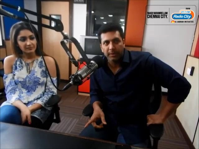Jayam Ravi talks about Harris Jayaraj and Vanamagan Music