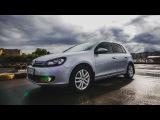 VW GOLF 6 Клерк на Спорте Тест-драйв и Обзор