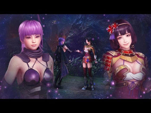 Warriors All☆Stars The Kunoichi's Trials