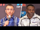Vasyl Lomachenko vs Guillermo Rigondeaux FINAL PRESS CONFERENCE