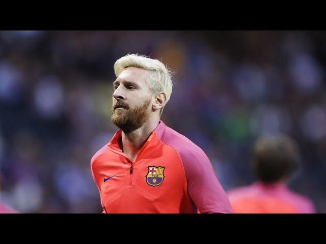 Lionel Messi - Sensational - Skills, Goals Passes - 2016/17 HD
