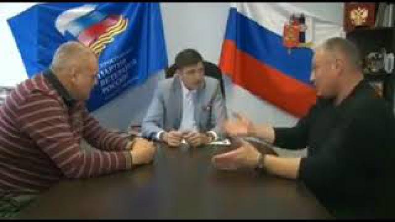 Вова Парасюк вместе с агентурой Кремля Алексеем Цыбко смотреть онлайн без регистрации