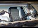 Lada Vesta Сетка на воздухозаборник отопителя