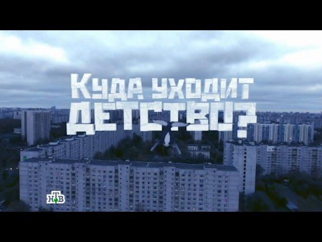 Куда уходит детство?. Фильм Андрея Стеняхина из цикла НТВ-видение