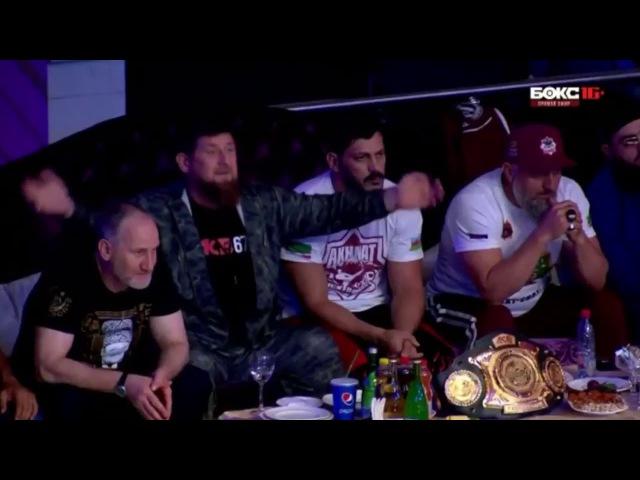 Полный бой Мухамед Берхамов vs Бретт Купер комментарии на русском