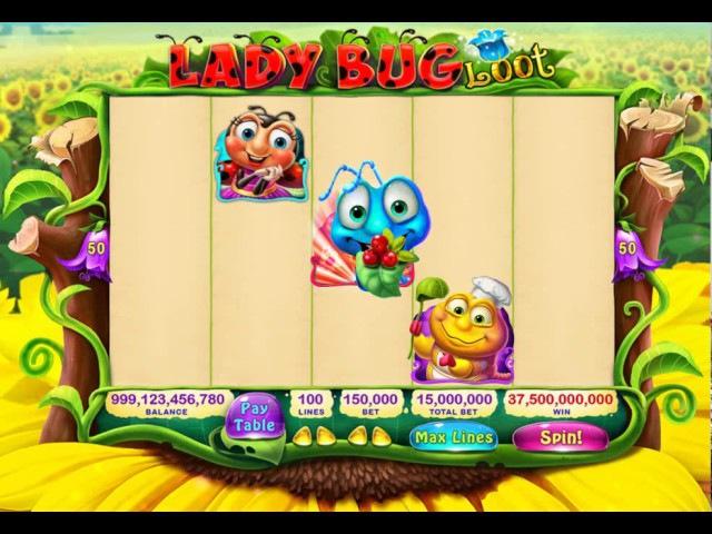 Ledy bug loot