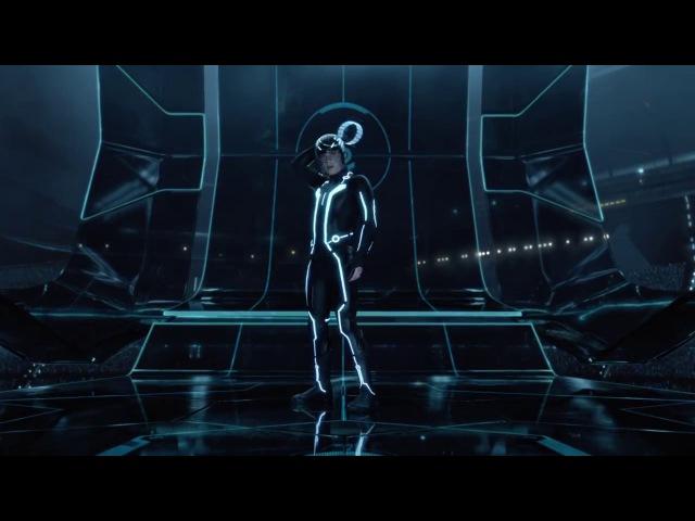 фрагмент из фильма Трон-наследие - Rinzler