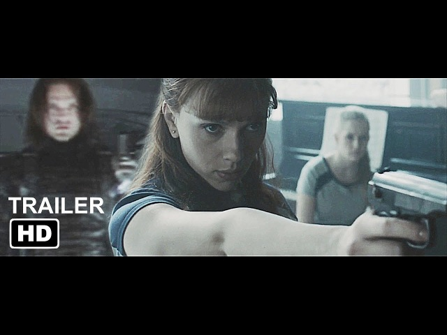 BLACK WIDOW : THE RED ROOM trailer