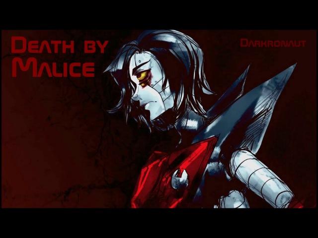 Death by Malice (Underfell Mettaton Theme) [Undertale Remix] {Darkronaut}