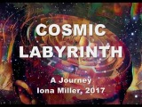 Cosmic Labyrinth, by Iona Miller, (c)2017