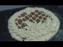 Формирование пирога полуоткрытого